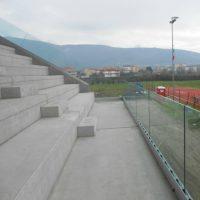 MAVO infissi Pista atletica Prato
